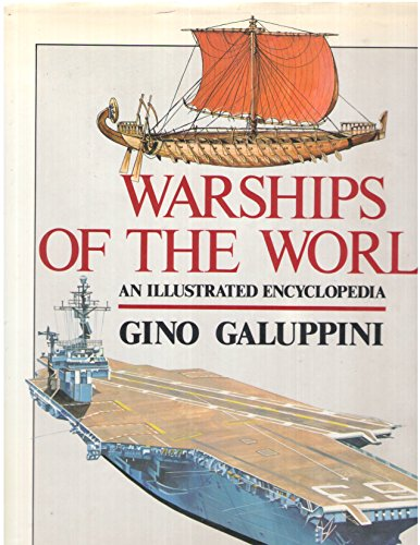 Warships of the World: GINO GALUPPINI