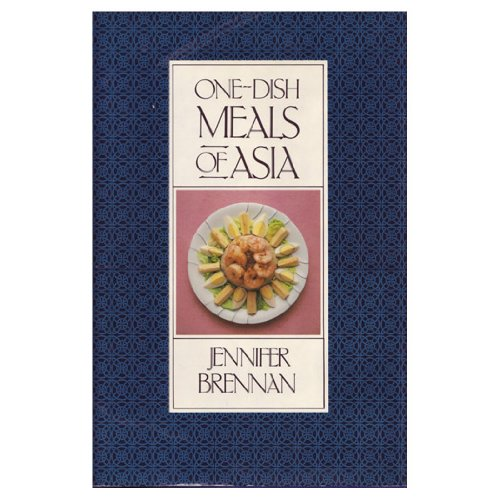 9780812911442: ONE-DISH MEALS OF ASIA