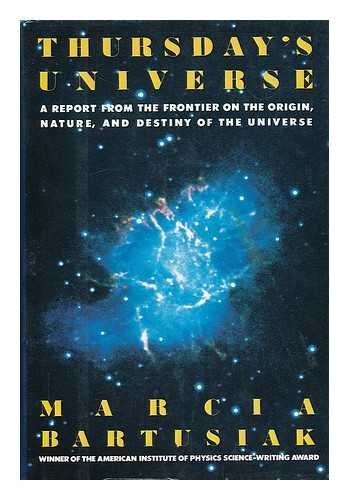 9780812912029: Thursday's Universe