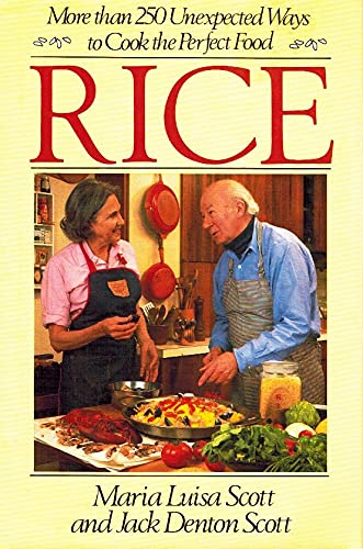 Rice (0812912543) by Maria Luisa Scott; Jack Denton Scott