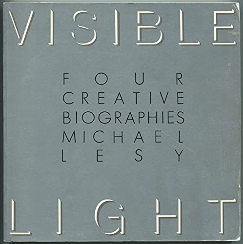 Visible light (0812913051) by Lesy, Michael