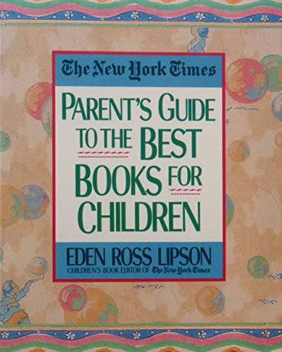 The New York Times Parent's Guide to: Eden Ross Lipson