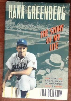9780812917413: Hank Greenberg: The Story of My Life