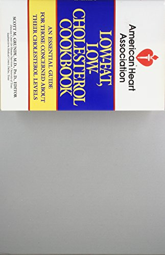 9780812917833: American Heart Association Low-Fat, Low-Cholesterol Cookbook