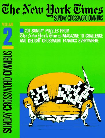 9780812917918: The New York Times Sunday Crossword Omnibus: 002