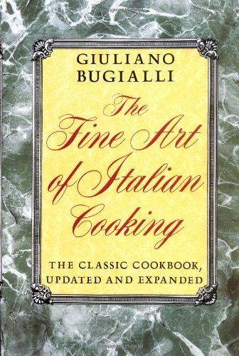 9780812918380: Fine Art of Italian Cooking