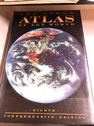 9780812918748: The Times Atlas of the World