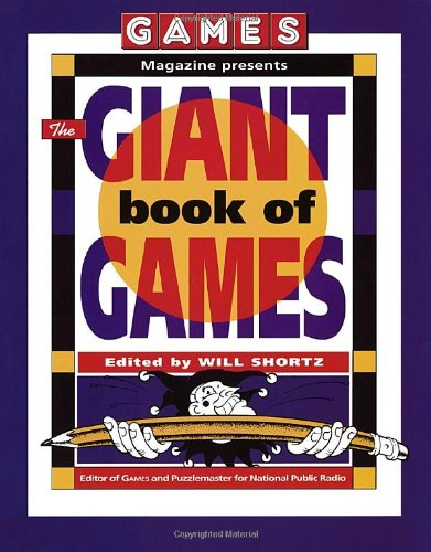 9780812919516: The Giant Book of Games (Games Magazine)