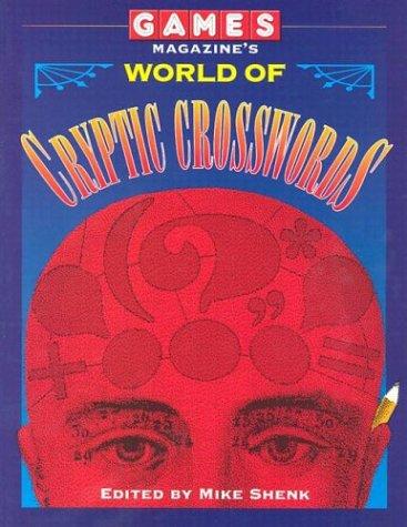 9780812919998: Games Magazine's World Cryptic Crosswords