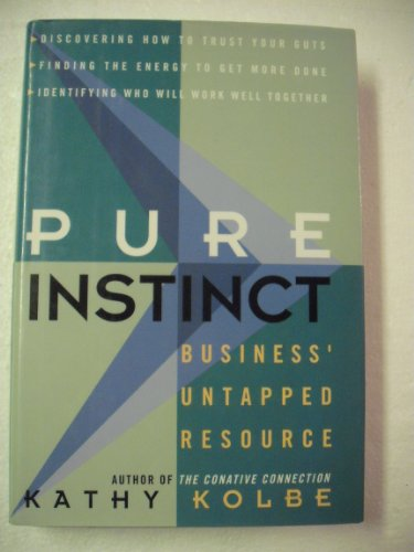 Pure Instinct Business' Untapped Resource