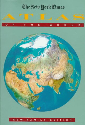 9780812920758: New York Times Atlas of the World
