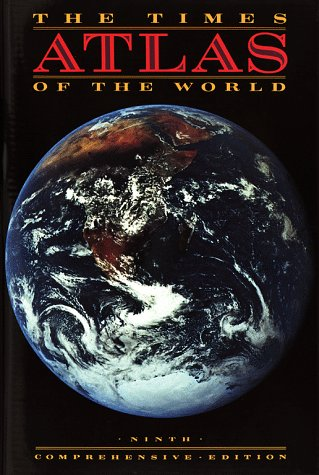 9780812920772: The Times Atlas of the World: 9th Comprehensive Edition