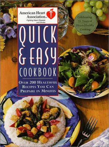 9780812922516: American Heart Association Quick and Easy Cookbook