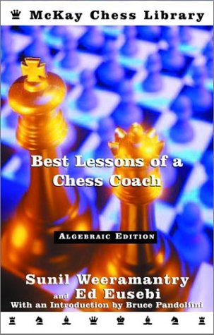 9780812922653: Best Lessons of a Chess Coach