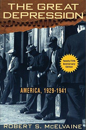 9780812923278: The Great Depression: America, 1929-1941