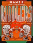 9780812923858: Games Magazine Presents Riddlers: Puzzles to Tickle Your Mind (Other)