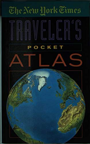9780812924213: The New York Times Traveler's Pocket Atlas