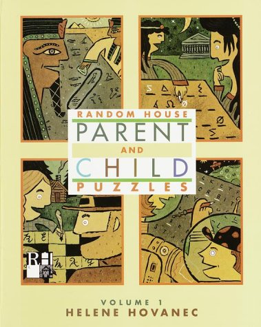 Random House Parent and Child Puzzles, Volume 1 (Other): Hovanec, Helene