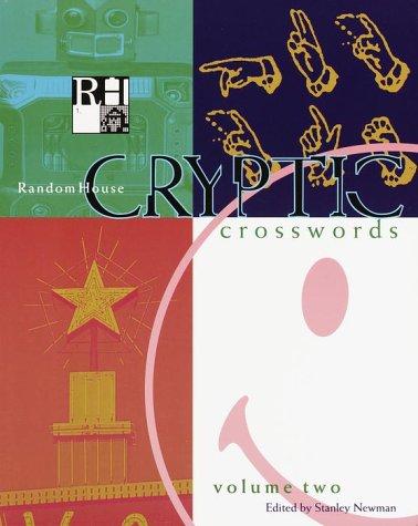 Random House Cryptic Crosswords, Volume 2 (RH Crosswords): Newman, Stanley
