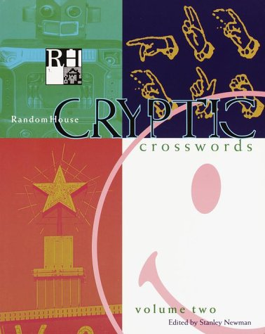 9780812925623: Random House Cryptic Crosswords, Volume 2 (RH Crosswords)