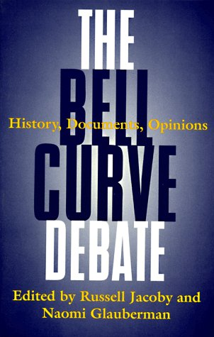 9780812925876: The Bell Curve Debate