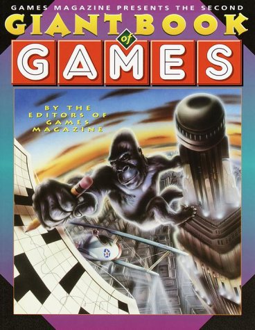 Games Magazine Presents the 2nd Giant Book of Games (Other): Games Magazine, Games Publications, ...