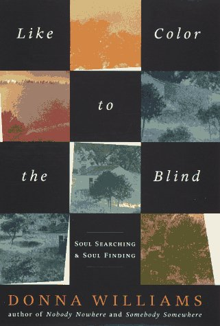 9780812926408: Like Color to the Blind:: Soul Searching and Soul Finding