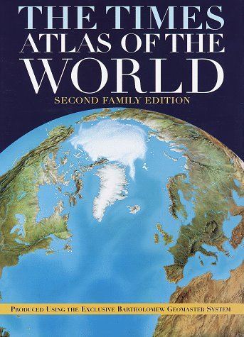 9780812929492: The Times Atlas of the World, Second Family Edition