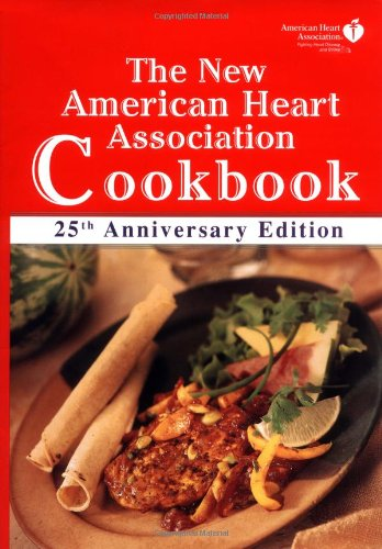 9780812929546: The New American Heart Association Cookbook