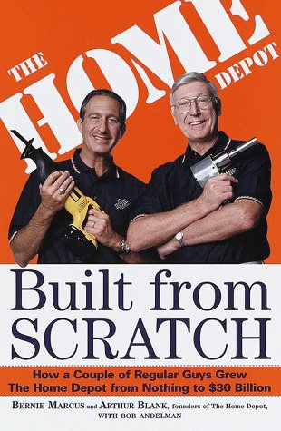 9780812930580: Built from Scratch: The Home Depot