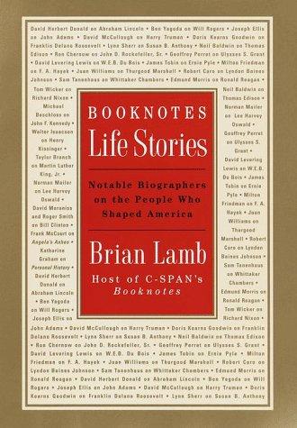 Booknotes Life Stories: Brian Lamb