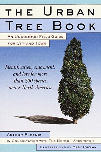 9780812931037: The Urban Tree Book: An Uncommon Field Guide for City and Town