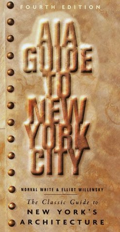 9780812931068: Aia Guide to New York City, Fourth Edition New York Chapter, American Institute of Architects