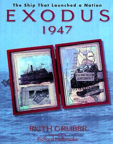 9780812931549: Exodus 1947: The Ship That Launched a Nation