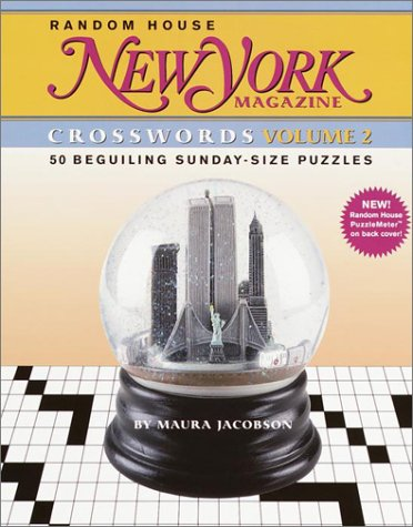 9780812932164: New York Magazine Crosswords, Volume 2 (NY Magazine)