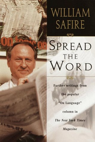 Spread the Word: William Safire