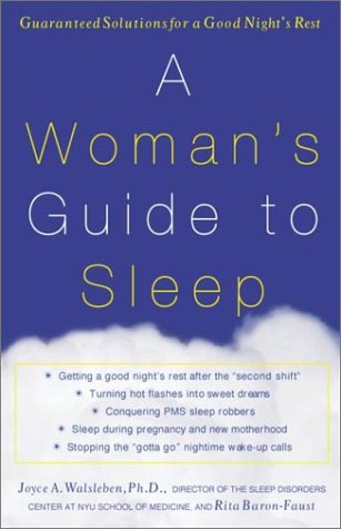 9780812932607: A Woman's Guide to Sleep: Guaranteed Solutions for a Good Night's Rest