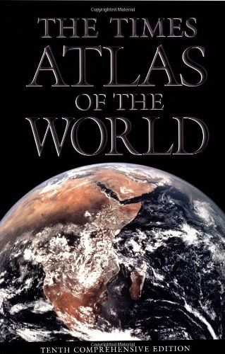 9780812932652: Times Atlas of the World : 10th Comprehensive Edition