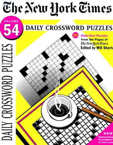 9780812932942: New York Times Daily Crossword Puzzles, Volume 54 (NY Times)