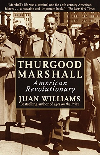 9780812932997: Thurgood Marshall: American Revolutionary