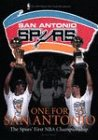 The Official 1999 NBA Finals Retrospective: One for San Antonio (0812933095) by Nba; Hubbard, Jan