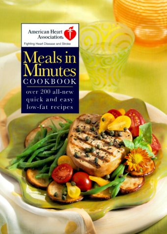 9780812933321: American Heart Association Meals in Minutes
