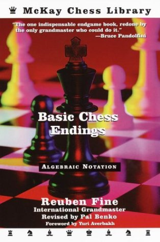 9780812934939: Basic Chess Endings