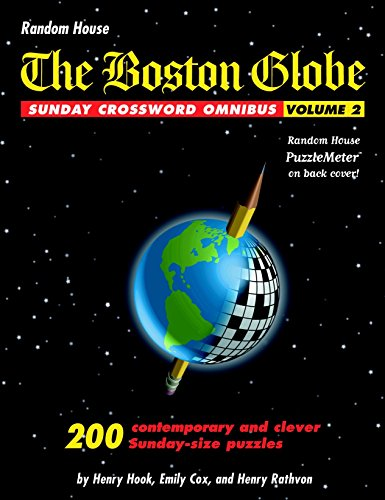 The Boston Globe Sunday Crossword Omnibus, Volume 2 (9780812935196) by Henry Hook; Emily Cox; Henry Rathvon