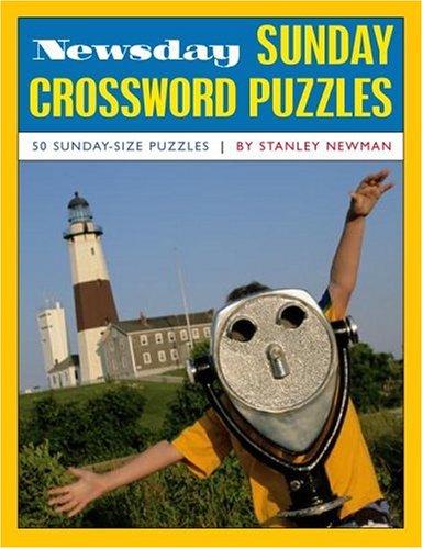 9780812935912: Newsday Sunday Crossword Puzzles, Volume 1