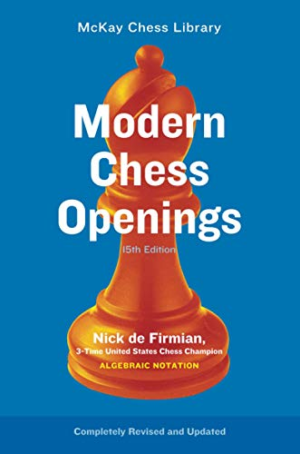 9780812936827: Modern Chess Openings: 15th Edition: 0 (McKay Chess Library)
