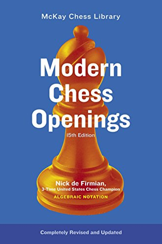 9780812936827: Modern Chess Openings, 15th Edition