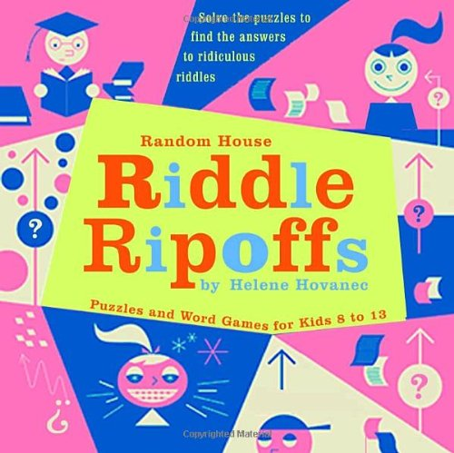 Riddle Ripoffs (Other): Hovanec, Helene
