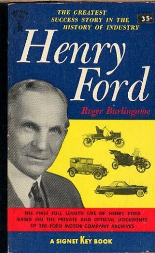 9780812961232: Henry Ford