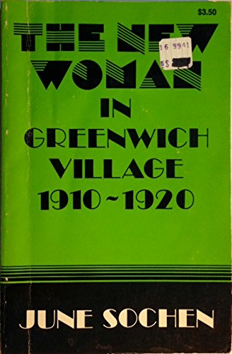 9780812962611: The New Woman in Greenwich Village, 1910-1920